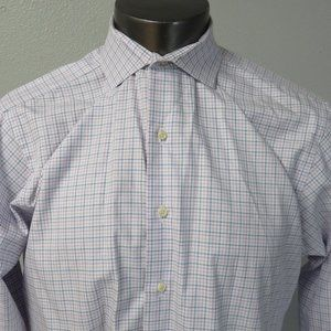 Brooks Brother Makers and Merchants Dress Shirt